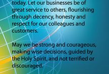 Financial & Business Prayers