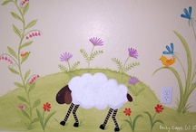Murals for Kids / by Becky Capps