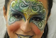 pintura facial