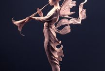Posing & Sculptures
