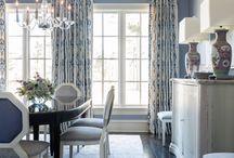 feminine dining rooms