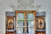 windows / by Suzanne Hegstrom