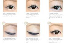 Eye Make Up ala Park Bom