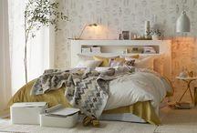 sofa tables, headboard ideas