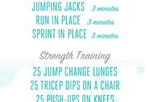 Morning/quick workouts