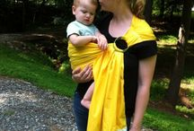 Baby Carriers/ Slings