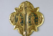 Medieval clasps