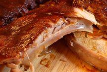 Food ~ Pork / Ribs