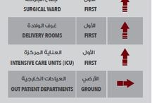 UHS Hospital Departments / University Hospital Sharjah would like your visit to be a comfortable one. Please use this image to familiarize yourself with services and amenities that are available to make you as comfortable as possible. To learn more about a particular amenity, service, or resources talk to us on +971650508555