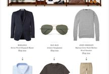 Mens Fashion / Top of the line fashion for men