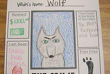 Classroom: Folk/Fairy Tales