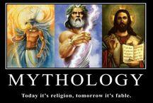 Sacred Mythology / by Holy