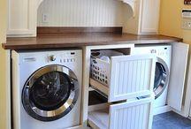 laundry room / by Sarah Noel