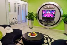 Best design for House three generations and living room / Best design for House three generations and living room