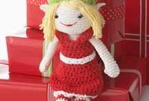 Crochet/Knit/Sew / by Amber B