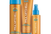 Summer Essentials / All you need to get you through the summer / by Paul Mitchell