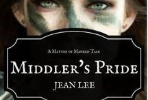 Matter of Manred Fan-Fic - Middler's Pride by Jean Lee
