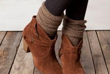 BOOTS & ACCESSORIES / Casual fashions that I like