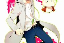 Yuuki Code:Breaker <3
