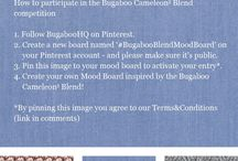 #BugabooBlendMoodBoard