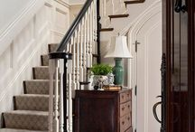 Beautiful Banisters / Staircase banisters of all shapes and sizes.