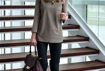 Relaxed work fashion (women)