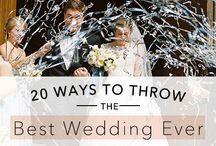 Anything to do with Weddings
