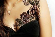 tattoos boobs