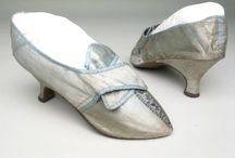 18th century: Shoes
