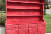 Cabinets, Buffet and Hutch