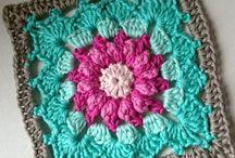 Crochet Squares / All sort of crochet squares