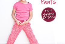 Sewing Patterns & Tutorials