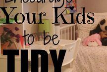 Kids tidying!!!