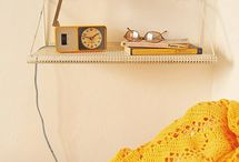 Small space solutions / Ideas to maximise utility in small spaces