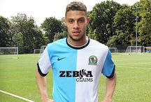 2014 Home kit launch / #Blackburn #Rovers #Nike home kit for 2014/15 season / by Blackburn Rovers