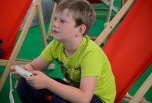 Wii-Chillout-Area, Chillen und Spielen auf Veranstaltungen / Nie wieder Langeweile! Moderne Kinderunterhaltung für ältere Kinder und Teenies. Ultimativer Fun-Faktor mit der Wii, Ultermativer Entspannungsfaktor mit Sitzsäcken und Liegestühlen.