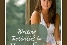 Writing,Writing,Writing! / Resources to help homeschoolers with writing