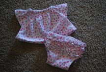 Doll Clothes (to make)