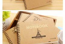 Tvorba zápisníkov