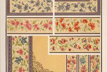 Láminas de decoraciones