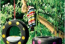 Kids outdoor things