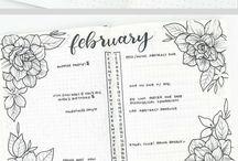 Journals and doodling
