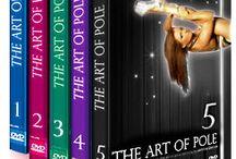 Pole Dancing DVD's / The Best Pole Dance Instructional DVD's