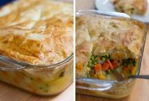 EAT • Casseroles & One-Dish Meals