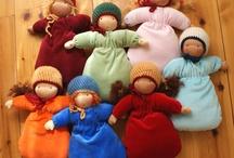 Dockor & mjukdjur - Dolls & Soft animals