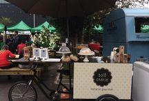 Food Bike Truck