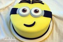 Minion / Cakes and cupcakes