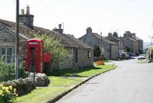 Villages in the Yorkshire Dales