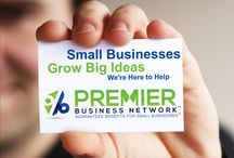 Promos & Giveaways / Premier Business Network™ provides Guaranteed Benefits for Small Businesses™. We offer guaranteed discounted services from nationally recognized suppliers to our exclusive membership base of small businesses and entrepreneurs. At Premier Business Network™, we firmly believe that small businesses and entrepreneurs are the cornerstone of today's economy. With that in mind, our benefits are tailored specifically to help small businesses succeed. Visit us at www.premierbusinessnetwork.com