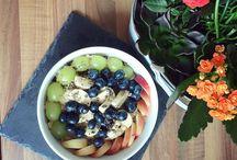 Breakfast Inspo / Beautiful and delicious Breakfast